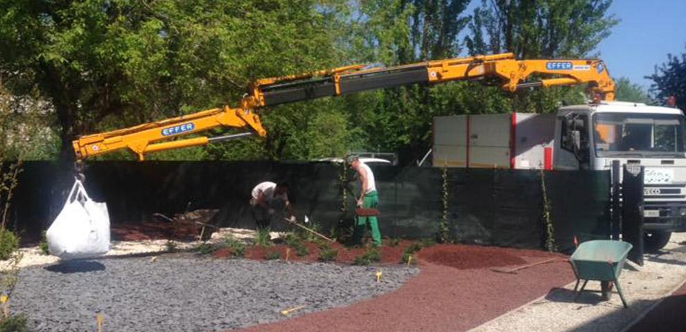 realizzazione giardini bologna